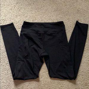 Make an offer 🦋 F21 Black workout pocket leggings